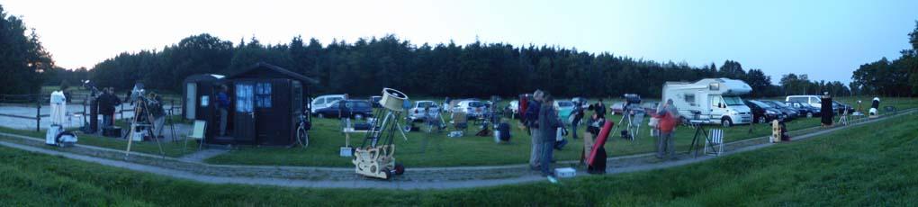 Panorama Teleskoptreffen 2009